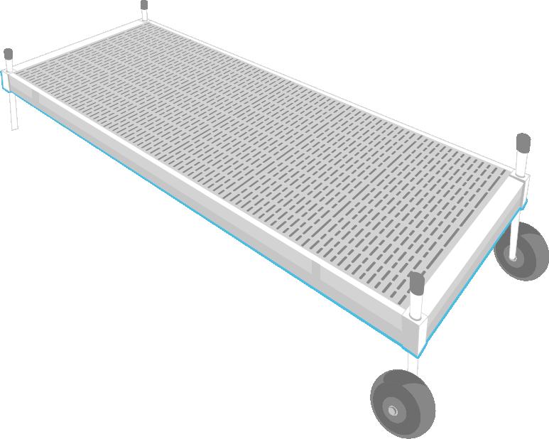 Hover - <span>Rolling</span> Docks