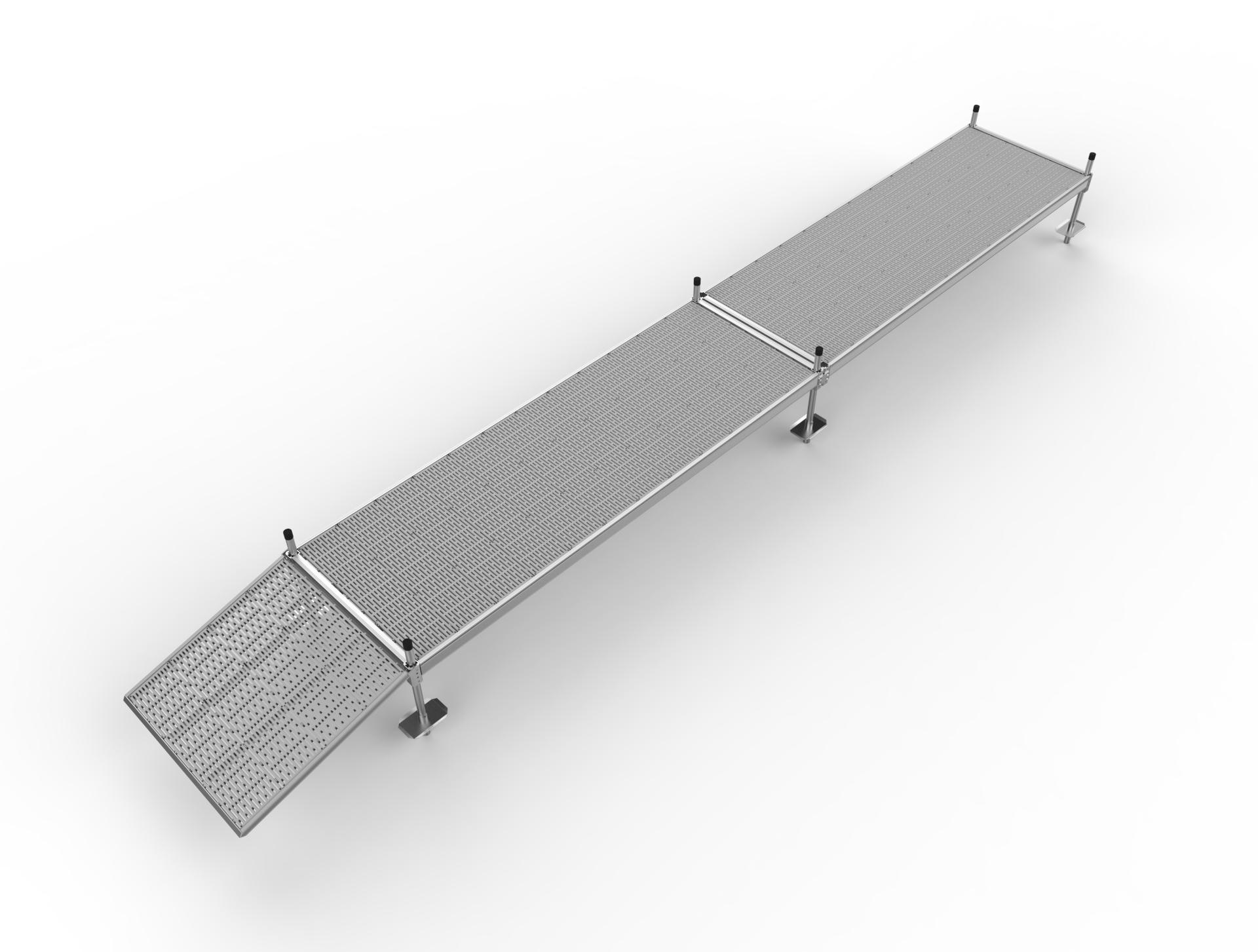 24 ft w-4x4 ramp