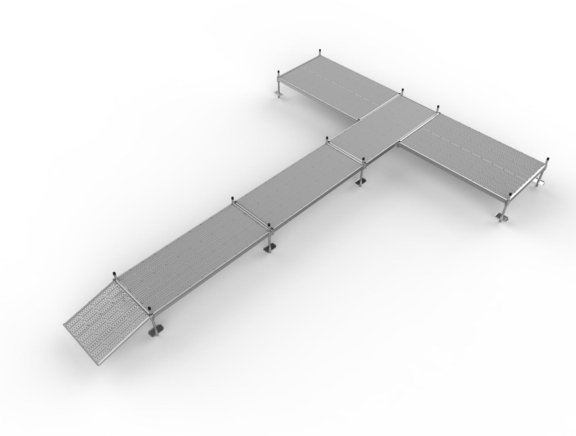 30 ft 6x10 T w- 4x4 ramp.1531