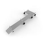 4x30 L 4x4 ramp