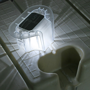 EZ Dock Solar Pocket Light (Pocket) (Pair)