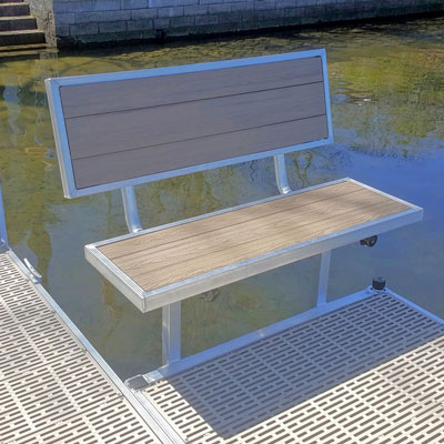 Dock Bench Kit