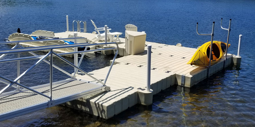 Boat Dock Accessories Every EZ Dock Owner Needs